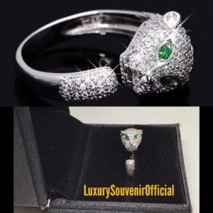 Exclusive Panther Ring